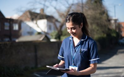 Community Nursing role welcomed by patients and enjoyed by nurses