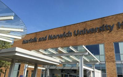 NNUH at Home service saves 365 bed days at Norfolk and Norwich University Hospital