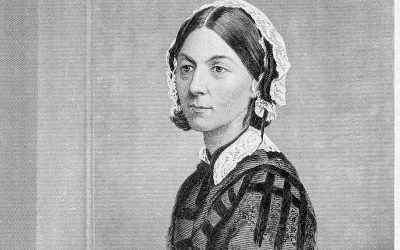 2020 is the 200th anniversary of the birth of Florence Nightingale