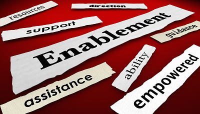 Enablement – Adding life to years, not just years to life